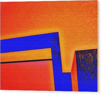 Manhattan Nocturne 66 Wood Print by Bill OConnor