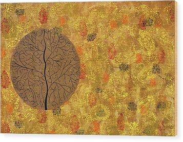 Aaatamvas Wood Print by Sumit Mehndiratta
