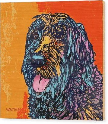 Abbey 2 Wood Print by Marlene Watson