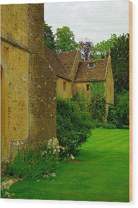Abbey Wood Print