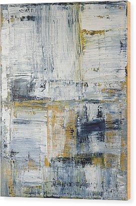 Abstract Painting No. 2 Wood Print