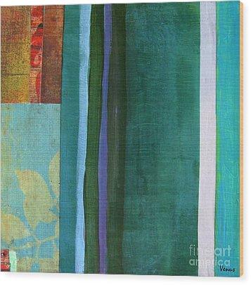 Abstract Wood Print by Venus