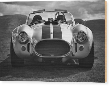 Ac Cobra 427 Wood Print