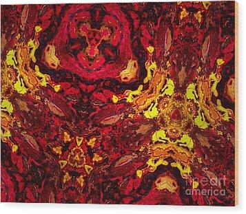 Acceptance Wood Print