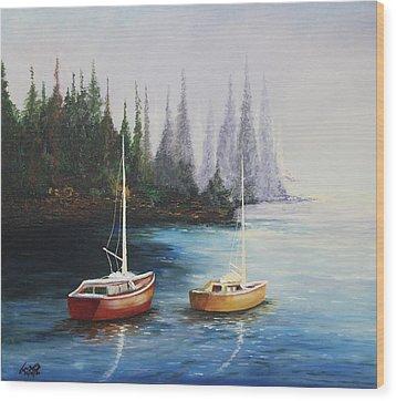 Acrylic Msc 110  Wood Print