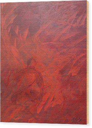 Acrylic Msc 181 Wood Print