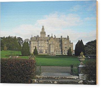 Adare Manor  Wood Print