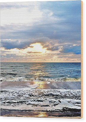 After The Storm 3 Wood Print