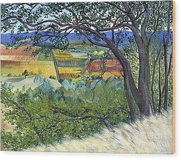 Alexander Valley Vinyards Wood Print