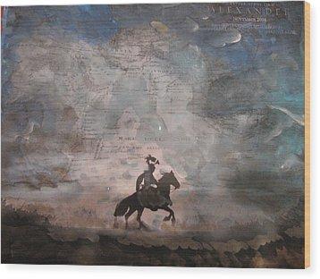 Alexander Wood Print