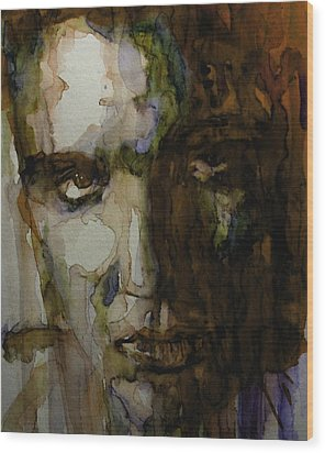 Always On My Mind Wood Print by Paul Lovering