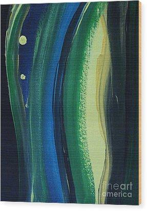 Ambien Wood Print by Arlene Sundby