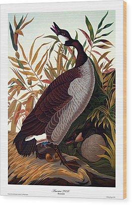 America 2008 Wood Print by Philip Slagter