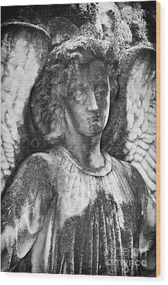 Angel 2 Wood Print