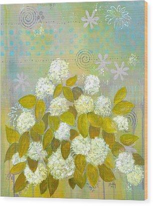 Annabelle Wood Print