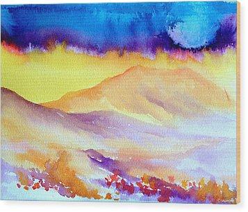 Anza Borrego  Wood Print