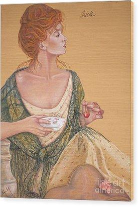 Ariella Wood Print