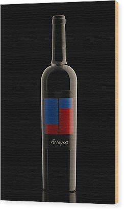 Arleyna 2010 Wood Print by Dennis James