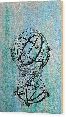 Armilla Wood Print by R Kyllo