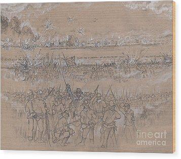 Armistead's Encouragement Wood Print