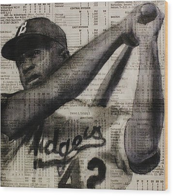 Art In Thenews 16-jackie Wood Print
