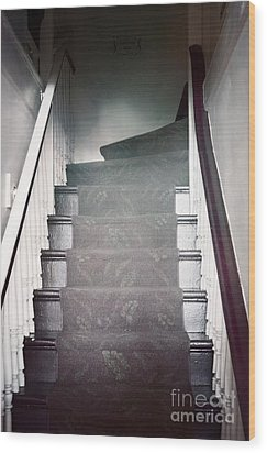 Ascend Wood Print by Margie Hurwich