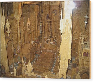Atlantic City - Ripleys Believe It Or Not - 01135 Wood Print by DC Photographer