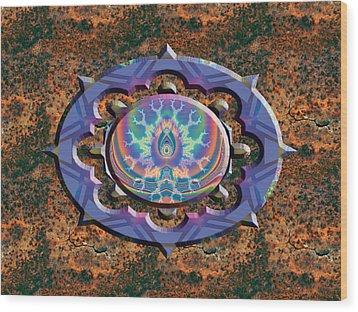 Aurora Graphics 10 A Wood Print