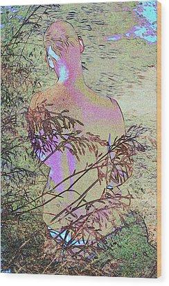 Austin A. 6-1 Wood Print