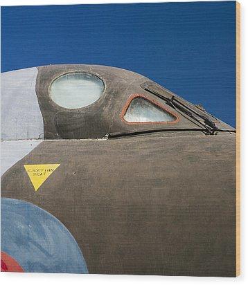 Avro Vulcan B.mk 2 Bomber Wood Print by Carol Leigh