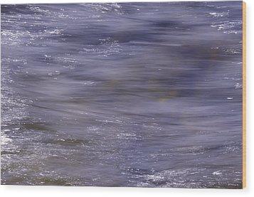 Awakening - Eveil Wood Print by Vinci Photo