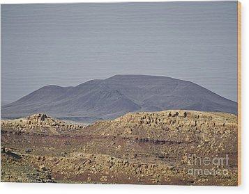 Az Landscape - Near Grand Canyon Wood Print by David Gordon