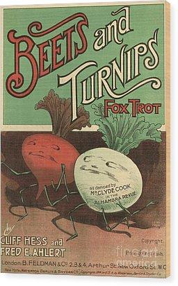 B Feldman & Co  1920s Uk  Cc Wood Print by The Advertising Archives