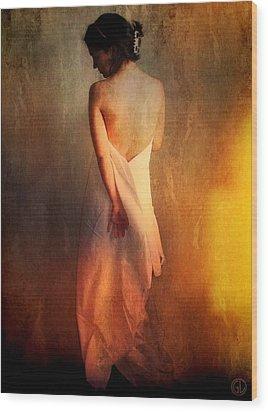 Backlight Wood Print by Gun Legler