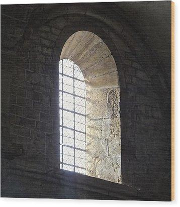 Baie Lumineuse Wood Print
