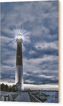 Barnegat Magic Wood Print