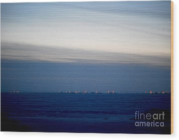 Wood Print featuring the photograph Barrow At Noon by Cynthia Lagoudakis