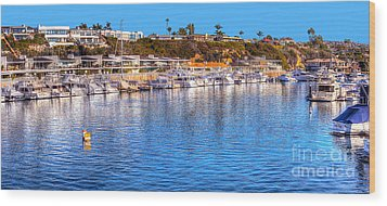 Wood Print featuring the photograph Beacon Bay - South by Jim Carrell