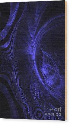 Beautiful Dreamer Wood Print by Elizabeth McTaggart