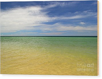 Beautiful St George Island Water Photograph by Holden Parker