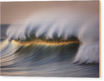 Beautiful Wave Mg_8910 Wood Print by David Orias