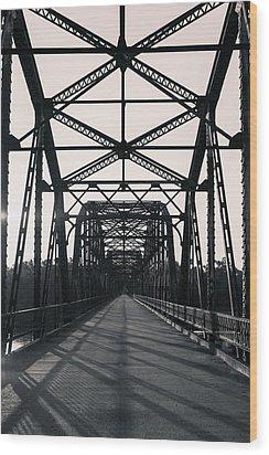 Belford Bridge  Wood Print