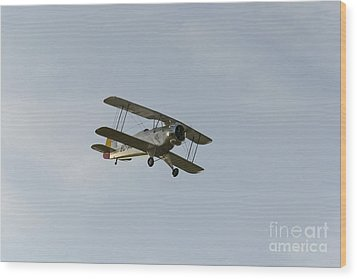 Bellota Jet 2013 Bucker Big Scale Wood Print