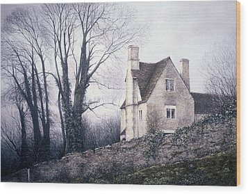 Bleak House Wood Print