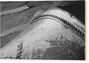 Wood Print featuring the photograph Boat 1 by Steven Macanka