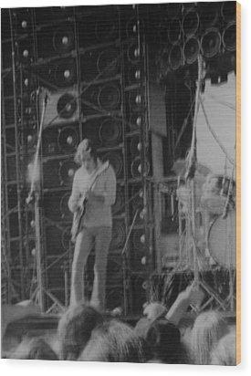 Bob Weir Grateful Dead Dsm Ia Wood Print