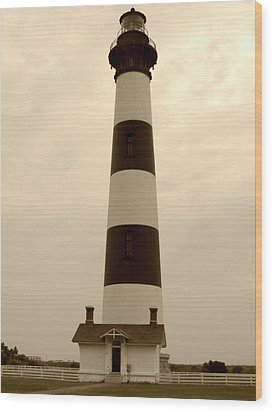 Wood Print featuring the photograph Bodie Light IIi by Kelly Nowak