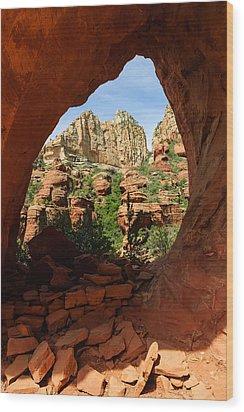Boynton 04-641 Wood Print