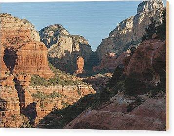 Boynton Canyon 04-717 Wood Print