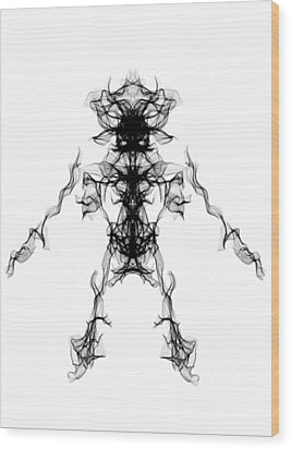 Bravo Seven Zero-a Wood Print by Tom DiFrancesca